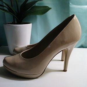 ✨Xappeal Beige heels!!✨